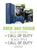 CONSOLA-XBOX-360-500GB-BLUE-EDITION+CALL-OF-DUTY