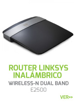 ROUTER-LINKSYS-E2500