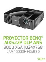 PROYECTOR-BENQ-MX522P