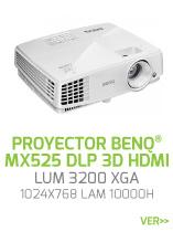 PROYECTOR-BENQ-MX525
