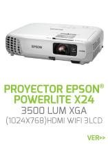 PROYECTOR-EPSON-POWERLITE-X24
