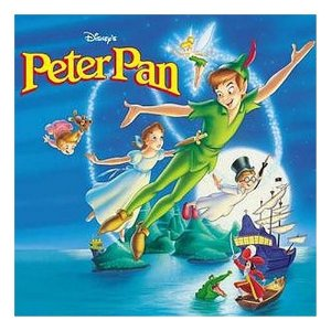 peter pan walt disney