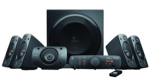 HOME THEATER LOGITECH 5.1 980-000474 THX Z906