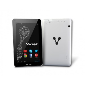 "TABLET VORAGO PAD-7 7"" ANDROID4.4 QUADCORE RAM512MB 8 GB DUAL"
