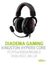DIADEMA-KINGSTON-HYPERX-GAMING-CORE